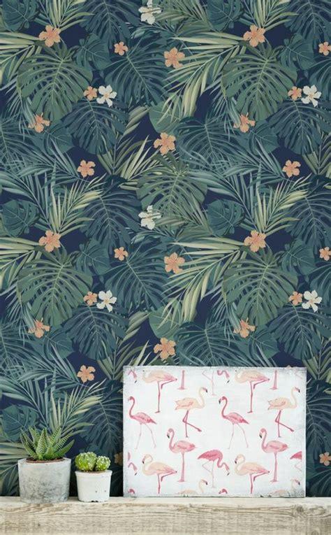 Papier Peint Exotique by 1001 Mod 232 Les De Papier Peint Tropical Et Exotique
