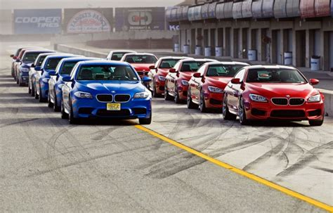 car and driver 2013 bmw m5 vs 2013 bmw m6 coupe at the track