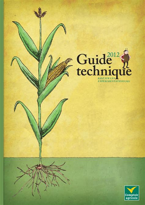 comptoir agricole hochfelden guide technique 2012 by comptoir agricole issuu