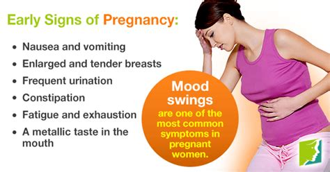 mood swings in pregnancy when do they start mood swings and early signs of pregnancy