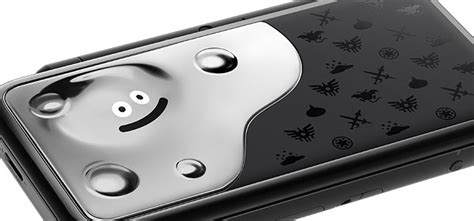 New Console 2ds Ll Liquid Metal Slime Edition crystallis gaming news reviews previews and