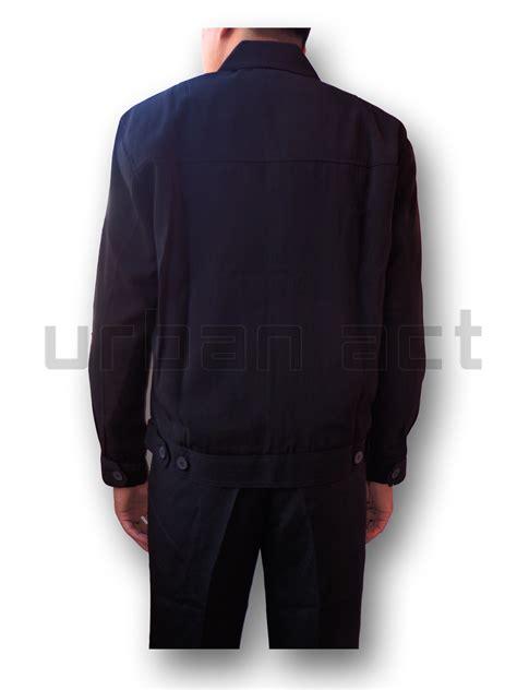 Jual Manset Pria jual jaket pria manset zipper bahan formal casual