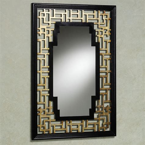 Diy Frame For Mirror by Fantastic Rectangular Wall Mirrors With Black Wooden