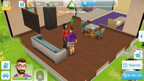 mobile phone sims sims on the small screen the sims mobile review gaming