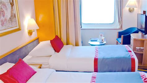 Oceanview Cabins   Cruise Accommodation   Star Cruises