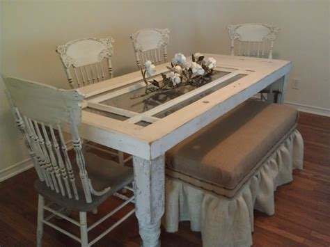 unique functional diy kitchen table shabby and fabulous harvest dining table 4 chalk paint