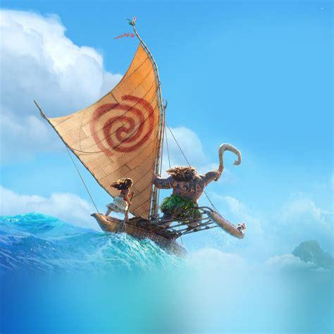 film moana sky freeios7 com iphone wallpaper aw39 surf moana disney