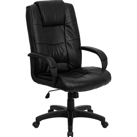 back support for chair walmart leather executive high back office chair with lumbar