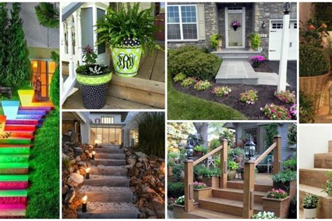 outdoor stairs decoration that will amaze you amazing terrarium decor ideas for your indoor garden
