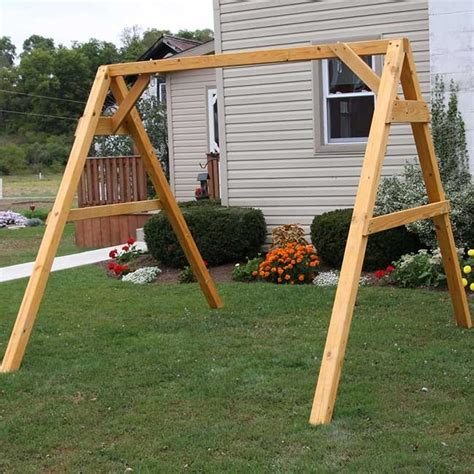 how to build a backyard swing frame build diy porch swing frame designs pdf plans wooden bat