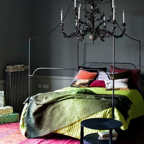 dark green bedroom dark bedrooms for the dark season vkvvisuals com blog
