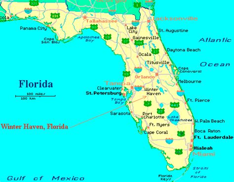 map of winter florida learn all about winter florida vacation and