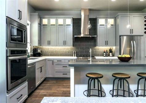 gray cabinets what color walls gray cabinets what color walls with white countertops