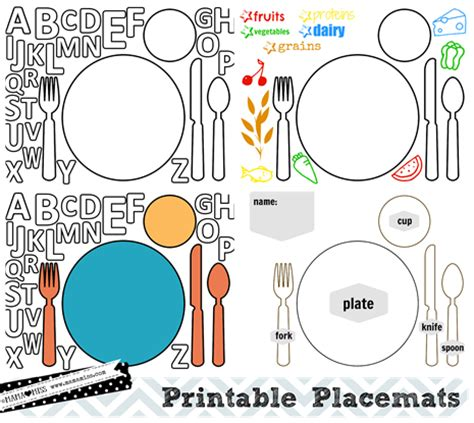 coloring pages printable free printable placemats for