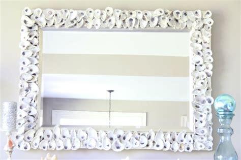 spiegel gestalten spiegel verzieren 22 kreative ideen wie sie ihrem