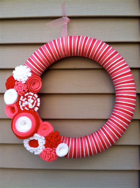 valentines day wreath 20 melting handmade s wreaths style