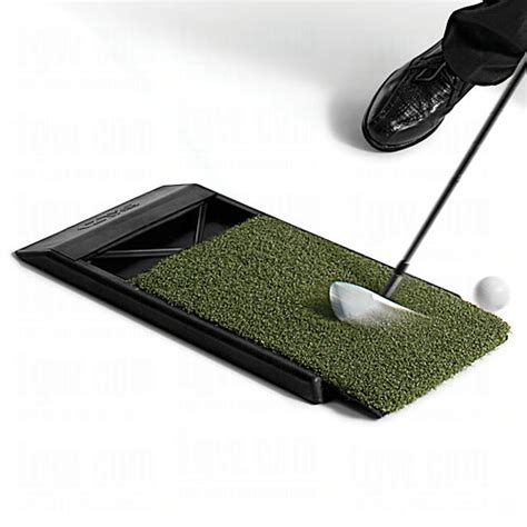 Divot Mat by Sklz Glide Path Divot Simulator Golf Mat Tgw