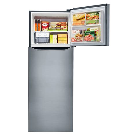 Freezer Lg 6 Rak ltnc11121vlg appliances 24 quot 11 1 cu ft top freezer