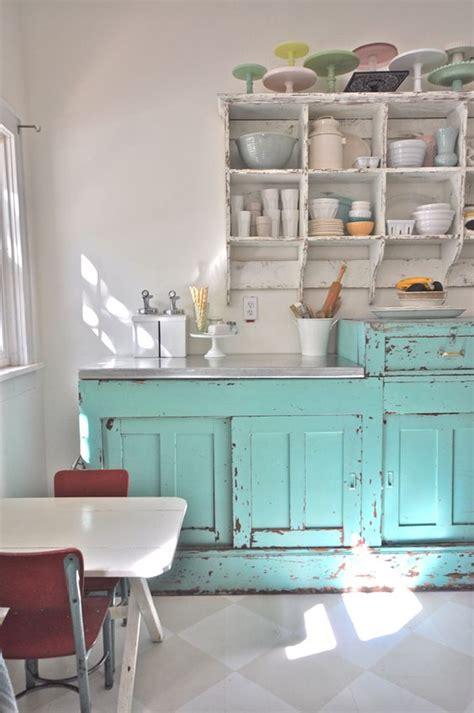 imagenes retro cocina de 30 ideas para decorar una cocina al estilo vintage