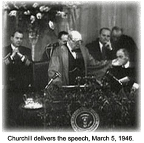 winston churchill iron curtain speech when i look round to see how we can win the by winston