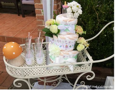 Garden Baby Shower Ideas Enchanted Garden Baby Shower Cake Baby Shower