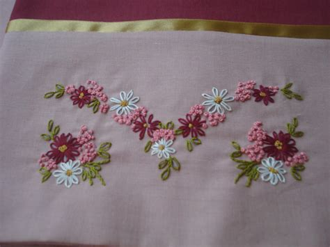 Pillow Embroidery Designs by Creative Crafts From Zova Embroidery On Pillow Cases