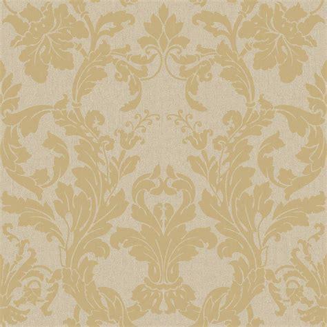york wallpaper gold york wallcoverings acanthus light gold wallpaper dc1311