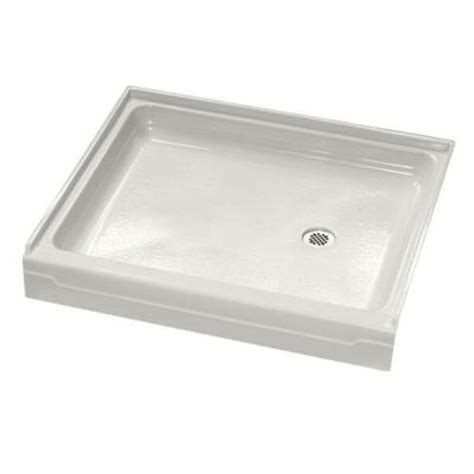 42 X 32 Shower Pan by American Standard Alcove 60 In X 32 In Single Threshold