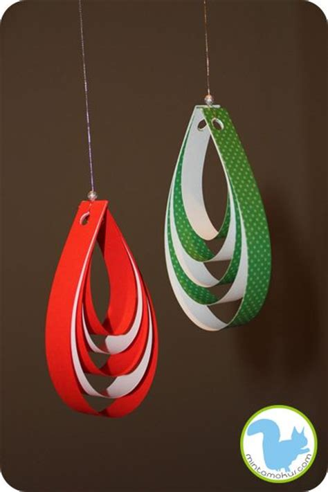 1000 ideas about easy christmas ornaments on pinterest