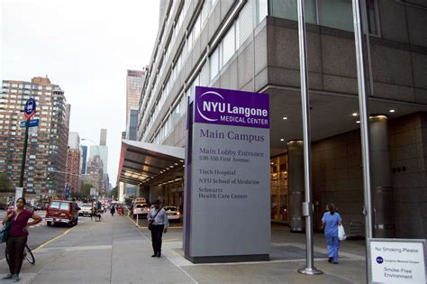 tisch hospital address nyu langone faces complaint from national labor relations