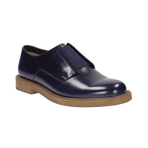 Sepatu Pria Merk Clark jual clarks feren slip blue lea sepatu pria harga