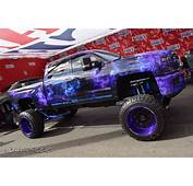 18 Awesome Purple Trucks That Will Blow You Away Photos