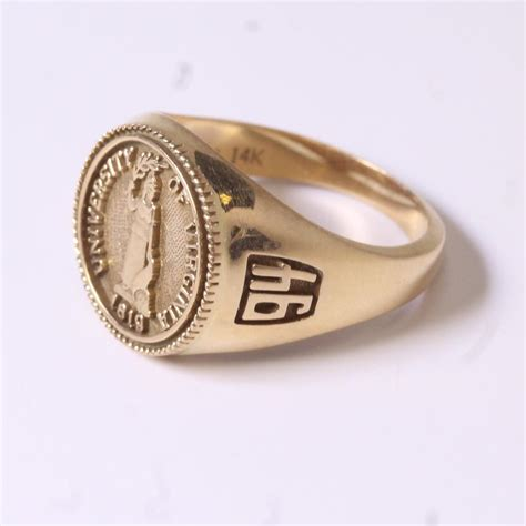 jewelry classes virginia 14kt gold 8 5g 1994 of virginia class ring