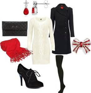 Christmas Outfits Ideas For Parties » Home Design 2017