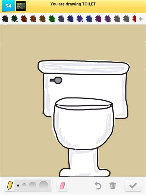 how to draw a toilet toilet drawings how to draw toilet in draw something the best draw something drawings and
