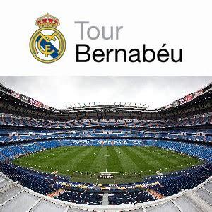 entradas visita santiago bernabeu tour bernabeu 183 madrid 183 entradas el corte ingl 233 s 183 real