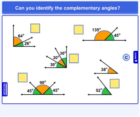 supplement and complement smart exchange usa complementary supplementary angles