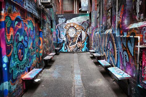 find   street art  melbourne