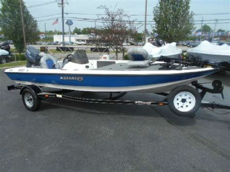 used fish and ski boats in kentucky used stratos boats for sale in kentucky united states