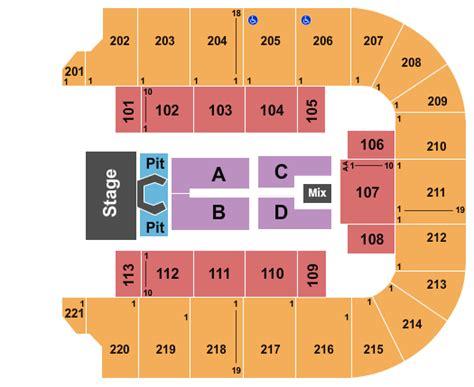bancorpsouth arena seating map jason aldean tupelo tickets 2017 jason aldean tickets