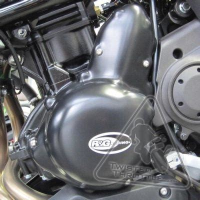 Cover Kawasaki Er6n Original Ready Stock r g left side engine cover for kawasaki er 6n 09 16 650r 09 11 650 12