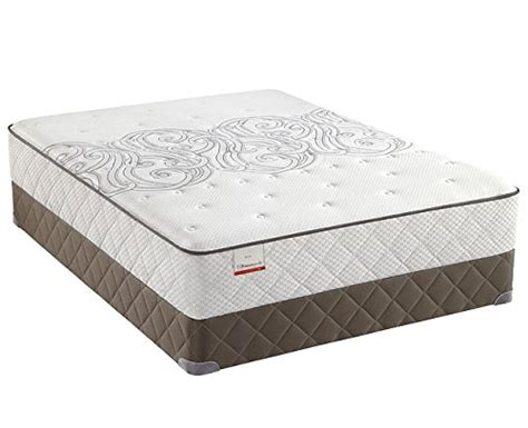 get price for sealy posturepedic firm low profile mattress