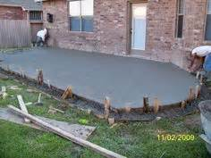 Cheapest Way To Build A Patio by High Quality Cheapest Way To Build A Patio 8 Diy Concrete