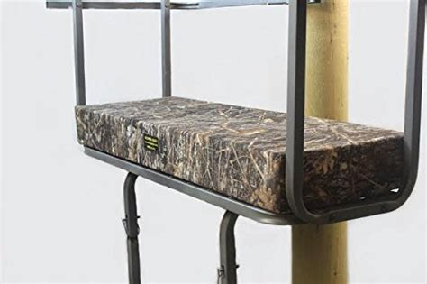 wide 4 tree stand seat cushion wide 4 quot tree stand seat cushion 38 quot x 13 quot x 4