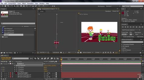 tutorial after effects camera adobe after effects cs6 tutorial animating a camera