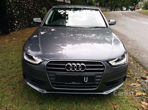 used 2014 audi a4 audi a4 2014 tfsi 1 8 in selangor automatic sedan others