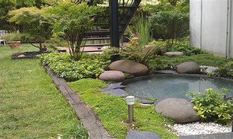 petit bassin jardin japonais amenagement bassin jardin japonais bassin de jardin