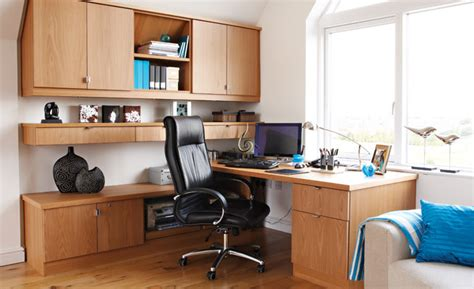 setting up an office space at home fresh design