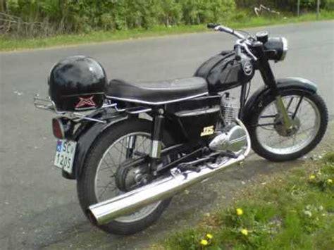 Motorrad Polieren by Wsk 125 M06b3 1977r Motorcycle