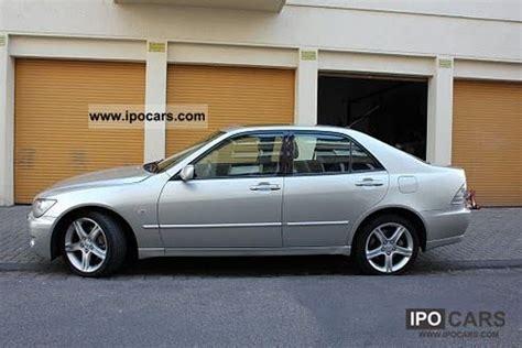 2003 lexus is300 specs 2003 lexus is 300 car photo and specs